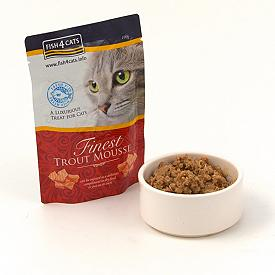 Fish4Cats Mousse de Truta